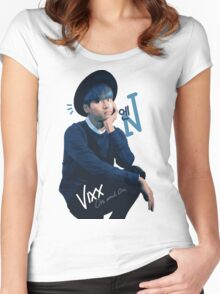 VIXX - N Women's Fitted Scoop T-Shirt