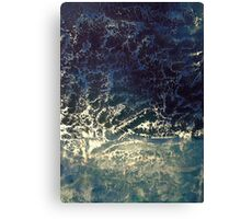 dark and stormy Canvas Print