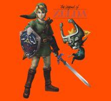 The Legend of Zelda  Kids Tee