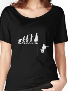 Sherlock Evolution Women's Relaxed Fit T-Shirt