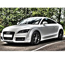 Audi HDR Photographic Print