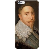 Gustavus Adolphus of Sweden iPhone Case/Skin