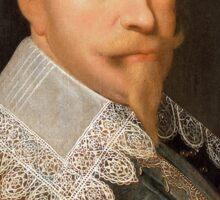 Gustavus Adolphus of Sweden Sticker