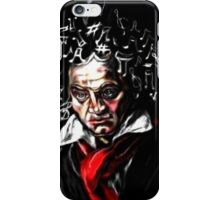 Beethoven's 9th Symphony iPhone Case/Skin