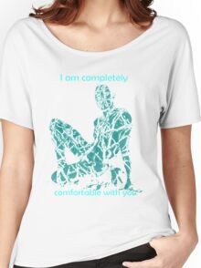 Completely Comfortable Women's Relaxed Fit T-Shirt