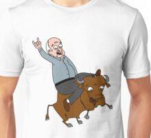Higgs Bison Unisex T-Shirt