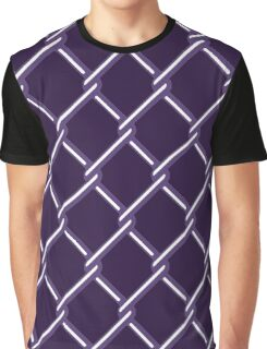 MESH FENCE Graphic T-Shirt