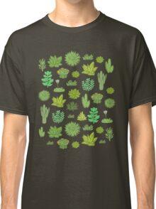 Succulents Classic T-Shirt