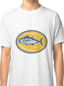 Blue Fin Tina Side Retro Classic T-Shirt