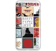 12 Cases of Sherlock Holmes iPhone Case/Skin