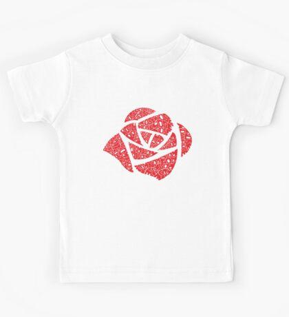- Rose - Kids Tee