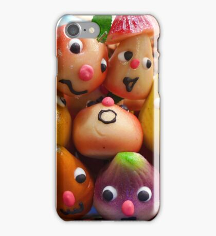 Sweet faces for your iPhone iPhone Case/Skin