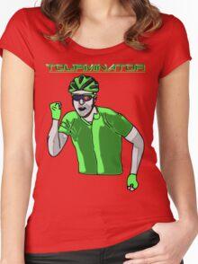 Tourminator Women's Fitted Scoop T-Shirt