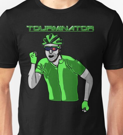 Tourminator Unisex T-Shirt