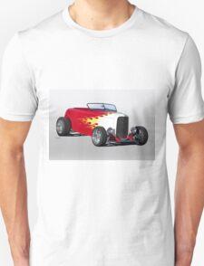 1932 Ford 'Hot Stuff' Roadster T-Shirt