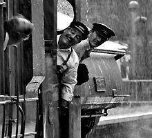 """""""We don't care if it's rainin!' by BobbieC"""