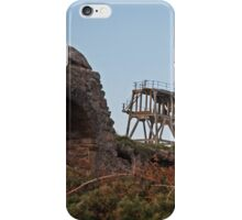 Cornish Mine Workings iPhone Case/Skin