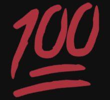 100 Emoji Funny Kids Clothes