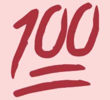100 Emoji Funny One Piece - Short Sleeve