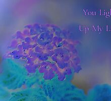 You Light Up My Life! Daily Homework - Day 57 - July 3, 2012 by aprilann