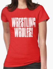 Wrestling Wrules! T-Shirt