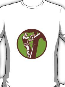 Arborist Tree Surgeon Trimmer Pruner T-Shirt