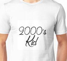 2000's kid Unisex T-Shirt