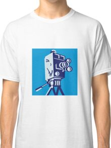 Vintage Film Movie Camera Retro Classic T-Shirt