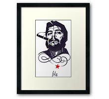 Che Guevarra  Framed Print