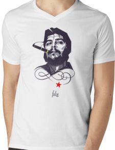 Che Guevarra  Mens V-Neck T-Shirt