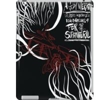 A Study In Terror iPad Case/Skin
