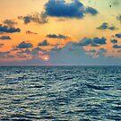 Sunrise at Sea by Atakmunky7