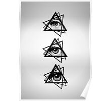 New World Order Illuminati Poster