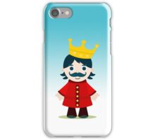 kid king iPhone Case/Skin