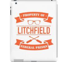 ORANGE IS THE NEW BLACK - LITCHFIELD PRISON iPad Case/Skin