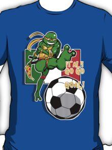 Italy Go go goal! T-Shirt