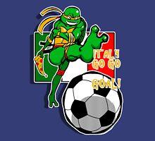 Italy Go go goal! Unisex T-Shirt
