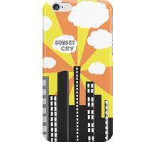 Sunset City iPhone Case/Skin
