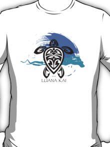 Tribal Turtle / Luana Kai Maui T-Shirt