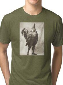 Chicken Man - Newest Marvel Hero? Tri-blend T-Shirt