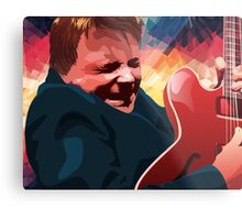Marty McFly Metal Print