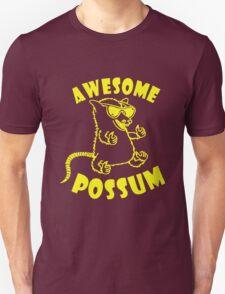 Awesome Possum Unisex T-Shirt
