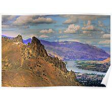 Wenatchee Valley Poster