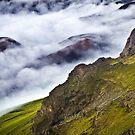 Haleakala Slopes by Zach Pezzillo