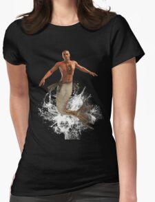 Native Merman Bursting from Water T-Shirt