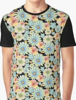 Flowers Graphic T-Shirt