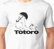 Totoro Walking Unisex T-Shirt