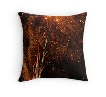 The Sparks All Fly Throw Pillow