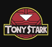 Tony Stark (Jurassic Park) T-Shirt