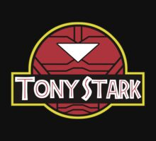 Tony Stark (Jurassic Park) by gorillamask